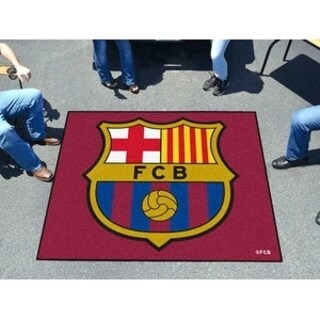 "FCBarcelona Tailgater Mat 59.5""x71"""