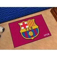 "FCBarcelona Starter Mat 19""x30"""