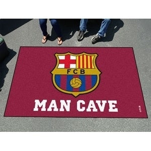 "FCBarcelona Man Cave UltiMat 59.5""x94.5"""