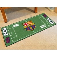 "FCBarcelona Football Field Runner 30""x72"""