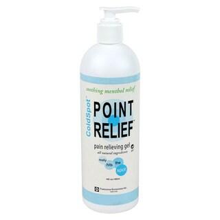 Point Relief ColdSpot Lotion - Gel Pump