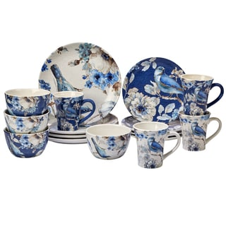 Certified International Indigold 16 -Piece Dinnerware Set  sc 1 st  Overstock.com & Casual Dinnerware For Less | Overstock