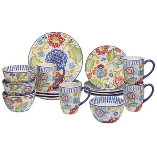 Certified International San Marino 16 -Piece Dinnerware Set