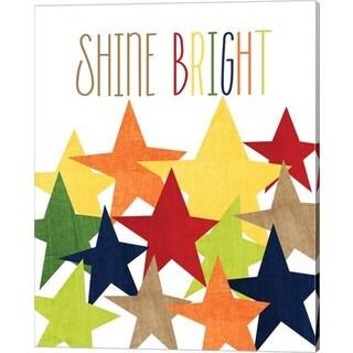 Alli Rogosich 'Shine Bright' Canvas Art