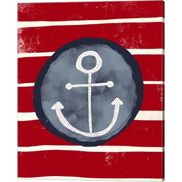 Katie Doucette 'Anchor' Canvas Art