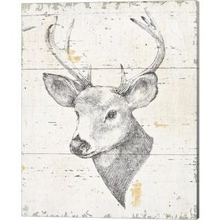 Daphne Brissonnet 'Wild and Beautiful II' Canvas Art