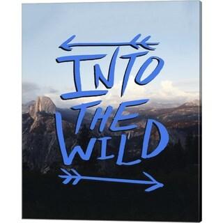 Leah Flores 'Into the Wild (Yosemite)' Canvas Art