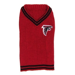 Atlanta Falcons Dog Sweater