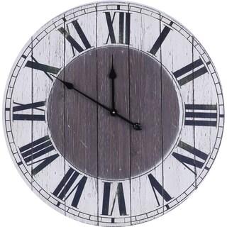 29.5X29.5 MDF Wall Clock