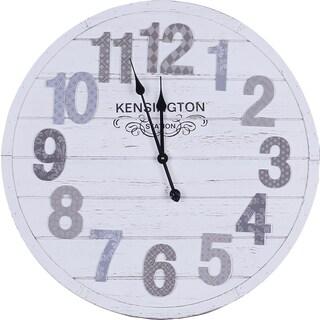 30X30 MDF Wall Clock