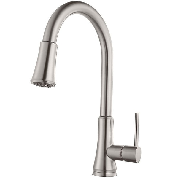 Shop Pfister Pfirst Series Pull Down Kitchen Faucet G529