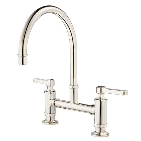 Buy Nickel Finish Kitchen Faucets Online at Overstock | Our ...