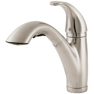 Pfister Parisa LG534-7SS Stainless Steel 1-handle Pull-out Kitchen Faucet