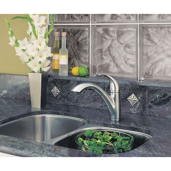 Pfister Selia Kitchen Faucet Colors Pfister Parisa Lg534 7ss Stainless  Steel 1 Handle Pull Out Kitchen