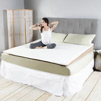 Avana Cool Inclined Gel Memory Foam Mattress Topper (Multiple Sizes)