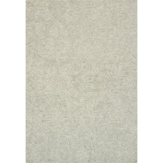 Hand-hooked Opal Mist Rug (9'3 x 13')