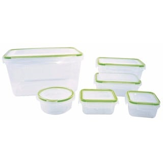 Click & Lock 12 Piece Storage Container Set