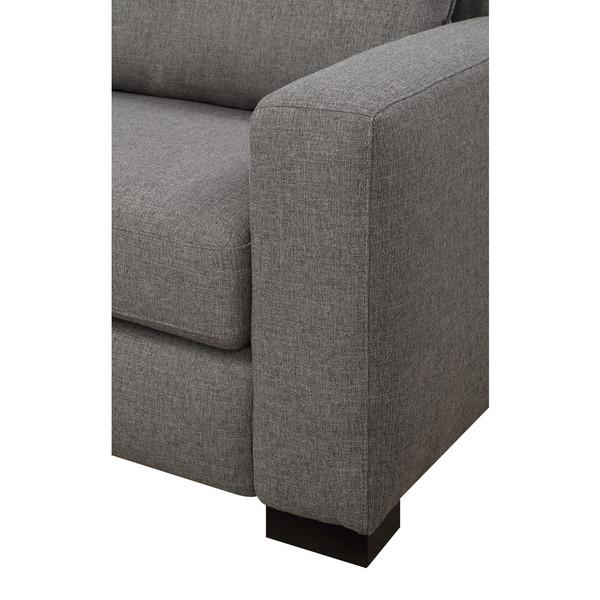 Serta Geneva Fabric 78 Inch Sofa   Free Shipping Today   Overstock.com    22297801