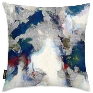 Oliver Gal 'Explosive Shade' Decorative Throw Pillow
