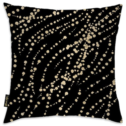 Oliver Gal 'My Stars' Decorative Throw Pillow
