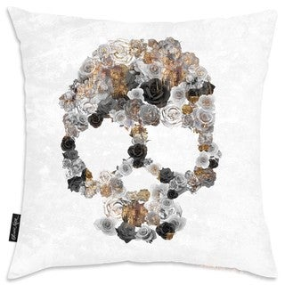 Oliver Gal 'Sticks and Stones' Decorative Throw Pillow