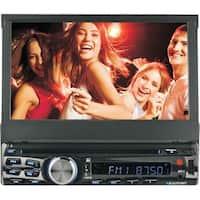 """Blaupunkt AUS440 Car DVD Player - 7"""" Touchscreen LCD - Single DIN"""