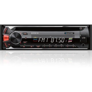 Blaupunkt DETROIT DTR100BT Car CD/MP3 Player - 120 W RMS - Single DIN