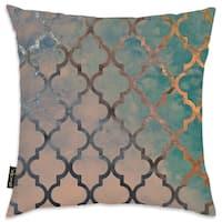Oliver Gal 'Amour Arabesque 'DecorativeThrow Pillow