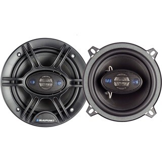 Blaupunkt GTX525 Speaker - 100 W RMS - 300 W PMPO - 4-way - 1 Pack
