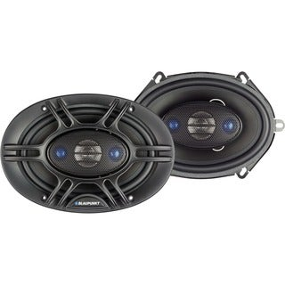 Blaupunkt GTX570 Speaker - 120 W RMS - 360 W PMPO - 4-way - 1 Pack