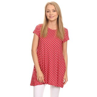 Women's Polka Dot Tunic (More options available)