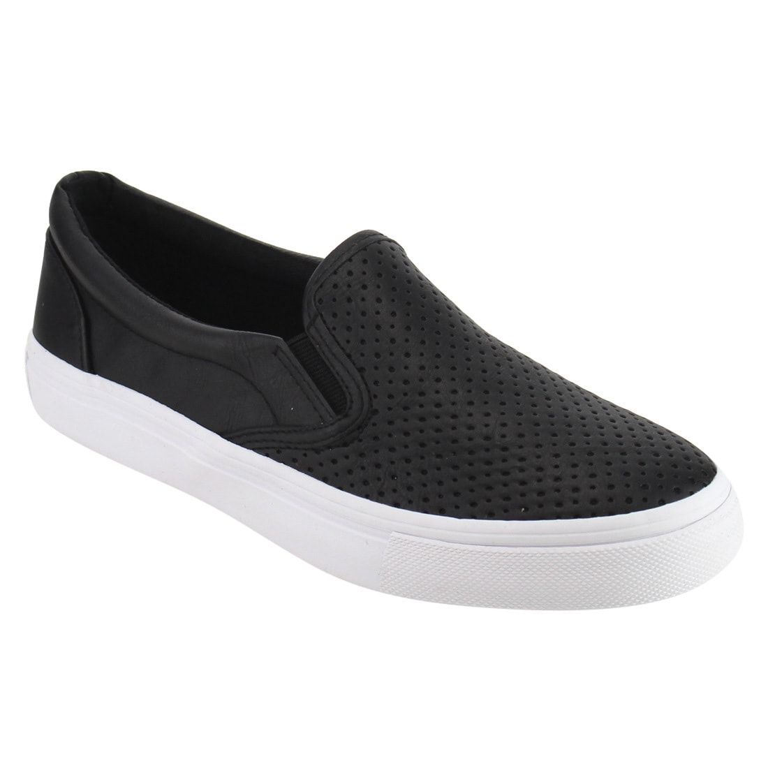 Soda IF14 Women's Perforated Slip On
