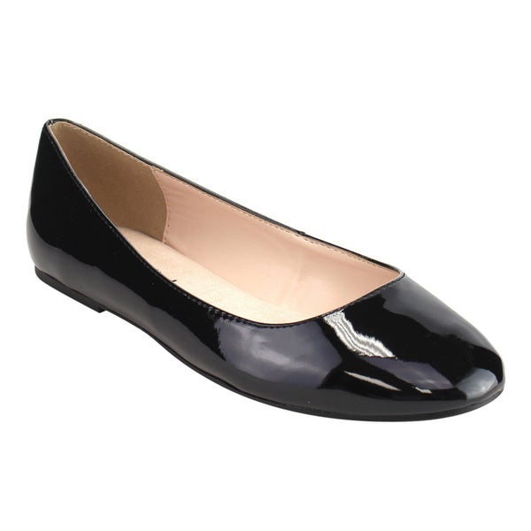 CityClassified IF11 Women's Classic Slip On Ballet Flats