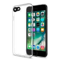 Insten Clear TPU Rubber Candy Skin Case Cover For Apple iPhone 7