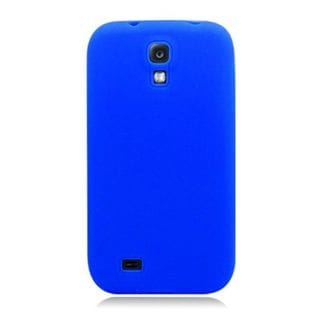 Insten Soft Silicone Skin Rubber Case Cover For Samsung Galaxy S4 GT-i9500