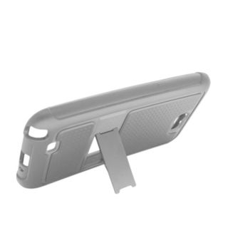 Insten Hard Snap-on Case Cover with Stand For Samsung Galaxy Note II