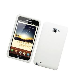 Insten Silicone Skin Gel Rubber Case Cover For Samsung Galaxy Note LTE