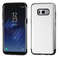 Insten Hard Snap-on Dual Layer Hybrid Glossy Case Cover For Samsung Galaxy S8 Plus S8+