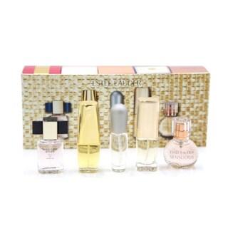 Estee Lauder Travel Exclusive 5-piece The Fragrance Collection Mini Parfum