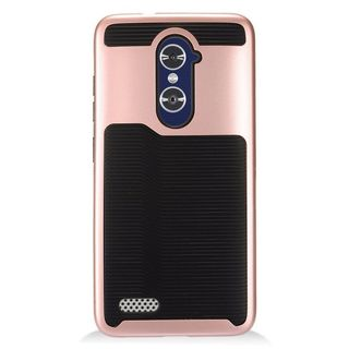 Insten Hard Snap-on Case Cover For ZTE Zmax Pro