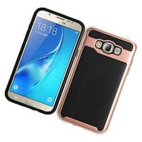 Insten Hard Snap-on Case Cover For Samsung Galaxy J7 (2015)