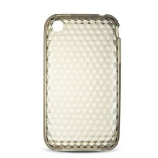 Insten Clear TPU Rubber Candy Skin Case Cover For Apple iPhone 3G/ 3GS