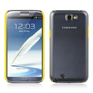 Insten Hard Snap-on Case Cover For Samsung Galaxy Note II