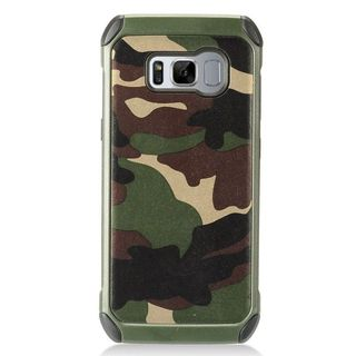 Insten Hard Snap-on Dual Layer Hybrid Case Cover For Samsung Galaxy S8 Plus S8+