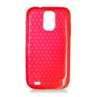 Insten Clear TPU Rubber Candy Skin Case Cover For Samsung Galaxy S2 Hercules T989 T-Mobile