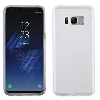 Insten TPU Rubber Candy Skin Case Cover For Samsung Galaxy S8