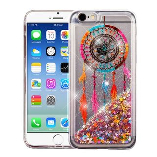 Insten Colorful Dreamcatcher Quicksand Hard Snap-on Case Cover For Apple iPhone 6/ 6s