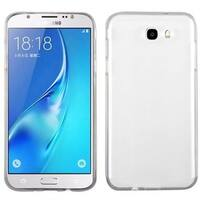 Insten Clear TPU Rubber Candy Skin Case Cover For Samsung Galaxy J7 (2017)/ Sky Pro