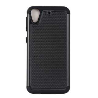 Insten Black Dots Hard Snap-on Case Cover For HTC Desire 626s