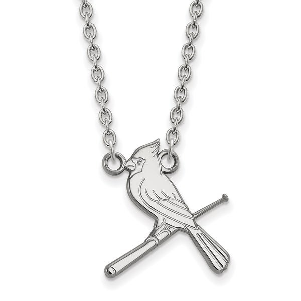 Shop Versil Sterling Silver St Louis Cardinals Large